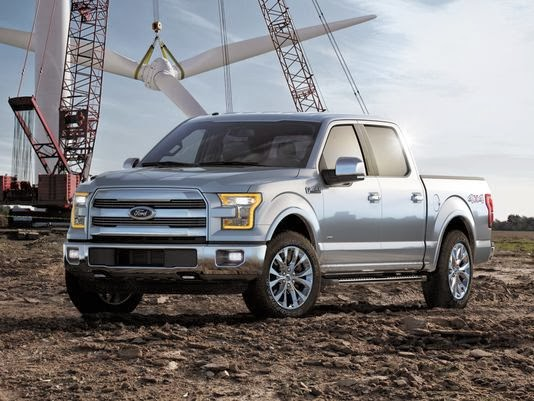 """You Test"" Campaign Gives Truck Drivers Opportunity to Test 2015 F-150"