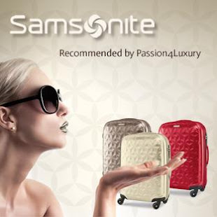 Samsonite your worldwide partner