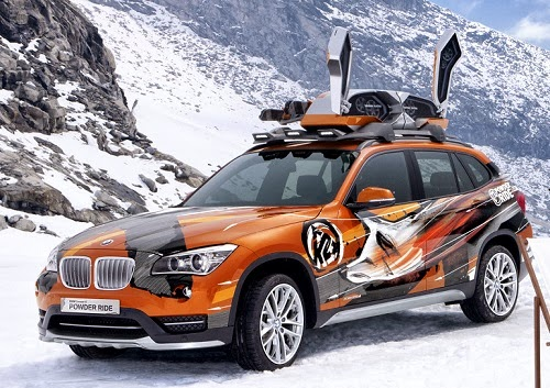 K2 POWDER RIDE CONCEPT (E84) - 2012
