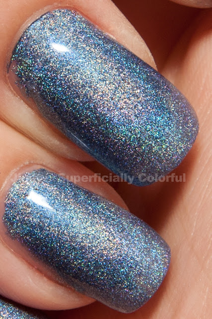 China Glaze - high Def