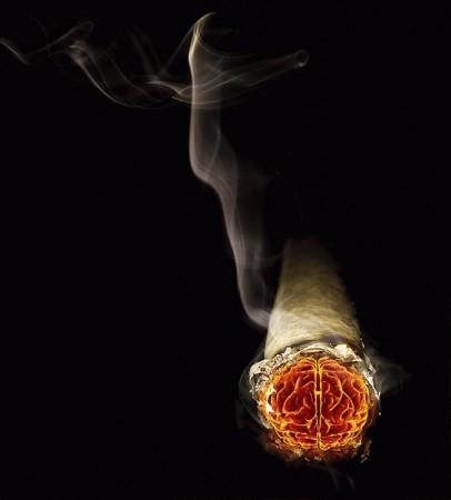 Après a cessé de fumer il est devenu difficile de respirer