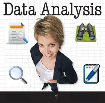 Data analysis in dissertation