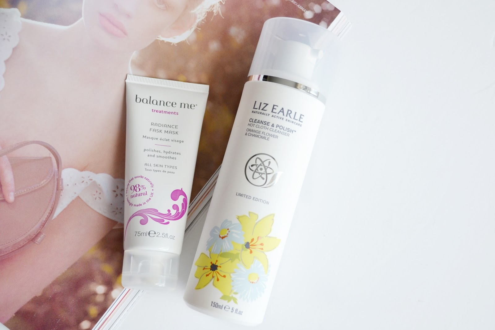 best face cleansers, liz earle hot cloth cleanser