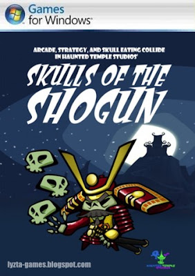 Skulls of the Shogun PC Cover