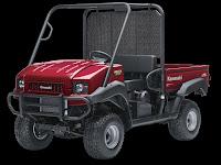 2013 Kawasaki Mule 4010 4x4 ATV pictures 1