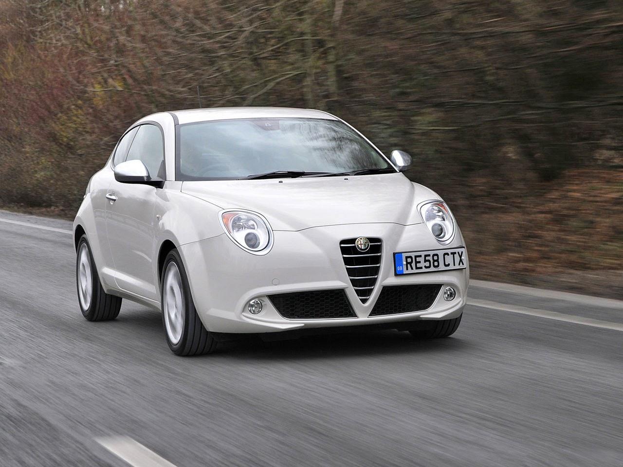 2014 Alfa Romeo Mito Image
