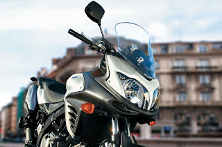 Suzuki V-Strom ABS: Real Adventures
