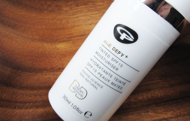Green People Age Defy SPF15 DD Tinted Moisturiser review
