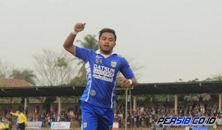 Zulham Zamrun Idola Baru Bobotoh Persib Bandung
