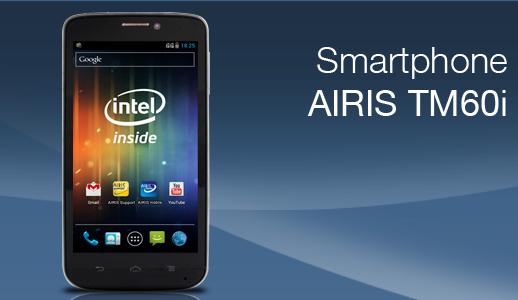 Airis TM60i 4.3″ INTEL, Manual del usuario, Instrucciones en PDF y Español