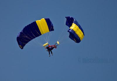 Leapșa cu parașuta