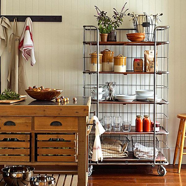 55 Desain Rak Dapur Minimalis Dan Gantung Desainrumahnya Com