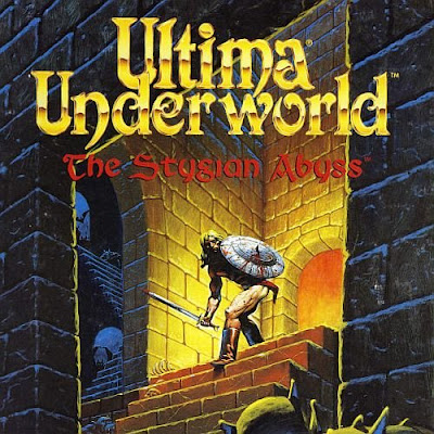 Ultima Underworld 1 Mac