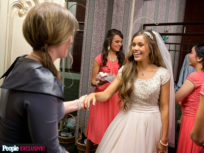 The gallery for jessa duggar wedding dress for Jessa duggar wedding dress