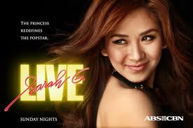 Sarah G Live - 30 December 2012