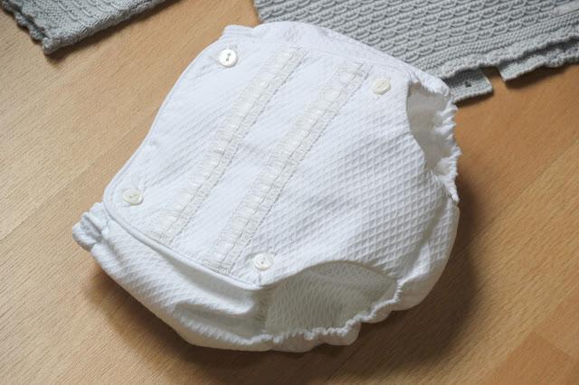 tutorial cubre pañales bebe braguitas bebe patrones gratis