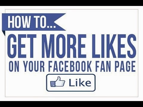 ways to get more facebook likes