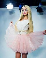 Barbie humana Valeria Lukyanova