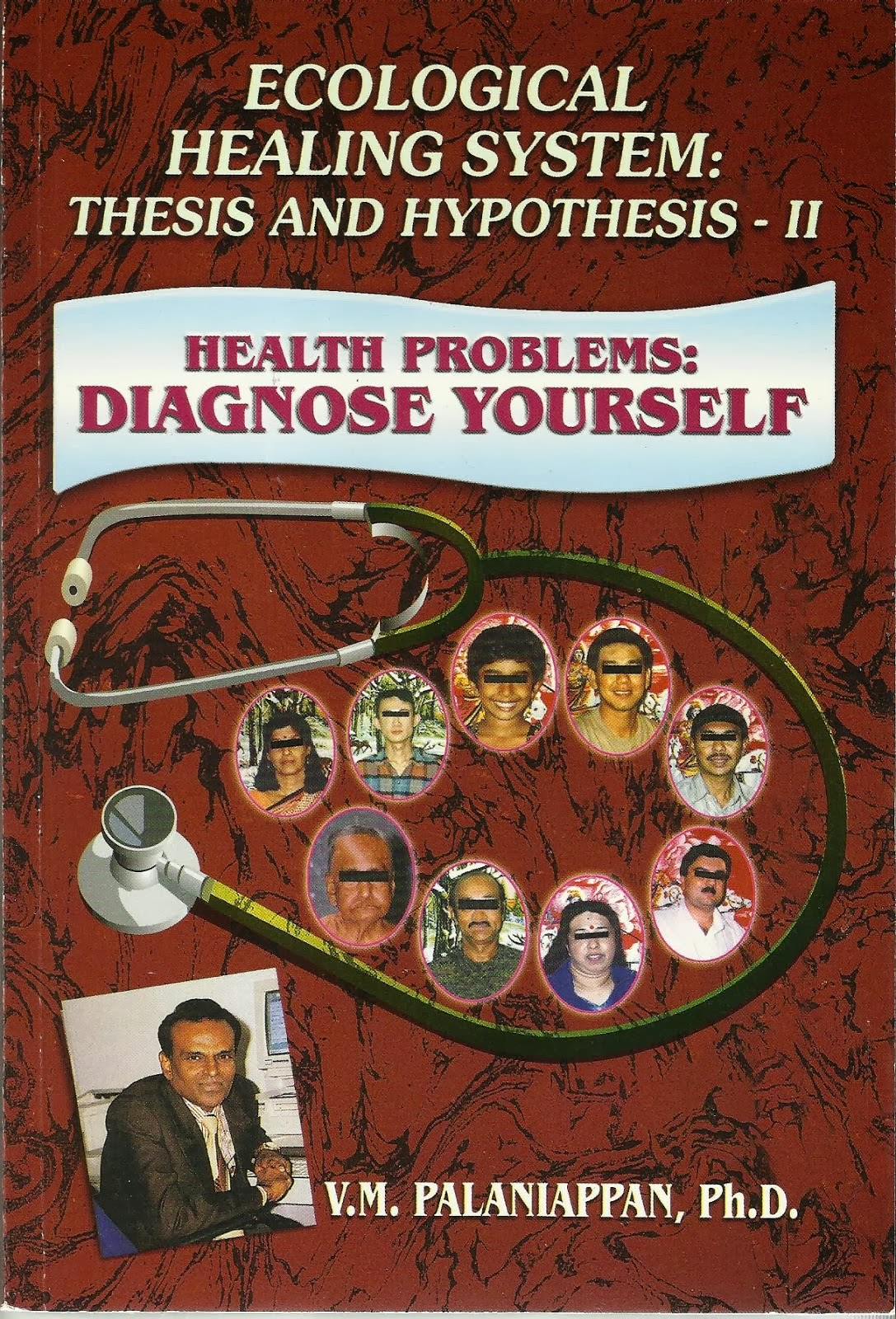HEALTH PROBLEMS: DIAGNOSE YOURSELF