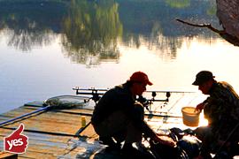 спортивная рыбалка входит в