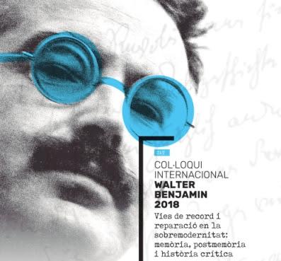 Col·loqui Walter Benjamin a Girona i Portbou del 4 al 6 d'octubre