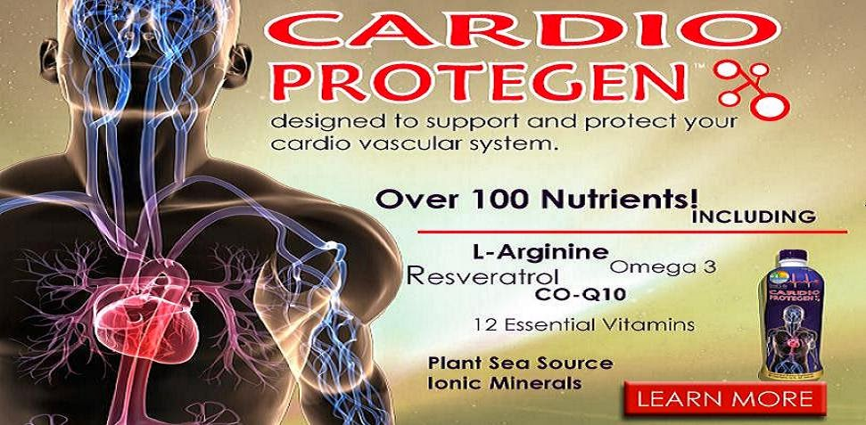 Cardio Protegen ~ Arginine and its Effect on Cardiovascular System