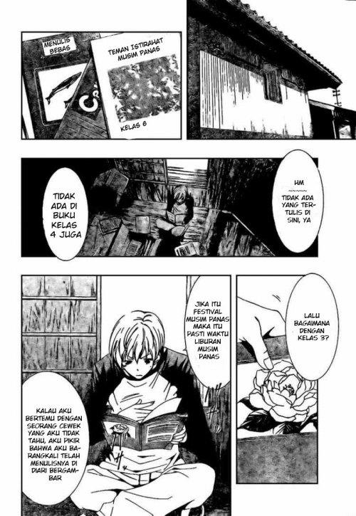 kimi no iru machi Online 22 page 10