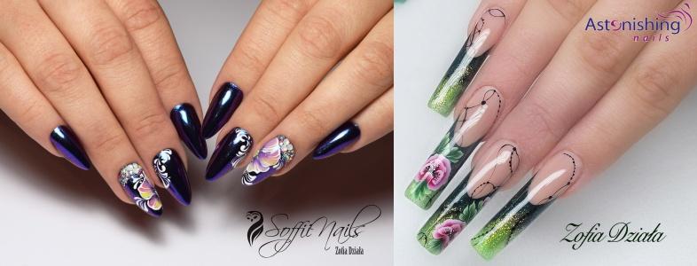 Stylizacja paznokci, szkolenia, nail art, sprzedaż produktów, Bydgoszcz