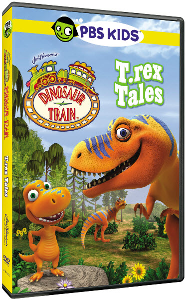 Speaker Mode PBS Kids Dinosaur