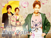 Love Rain tells the tragic love story of the past and how the present changes it into happily ever after. Love Rain is the tale of the children of a...