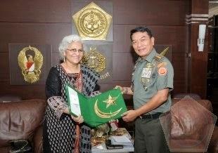 Indonesia Pakistan Pererat Kerjasama Militer