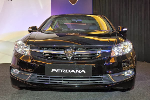 New Proton Perdana