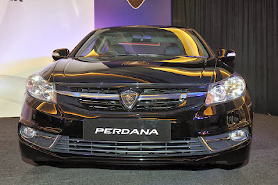 New Proton Perdana 2014