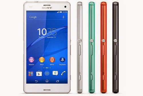 Sony Xperia Z3 Compact, fitur banyak