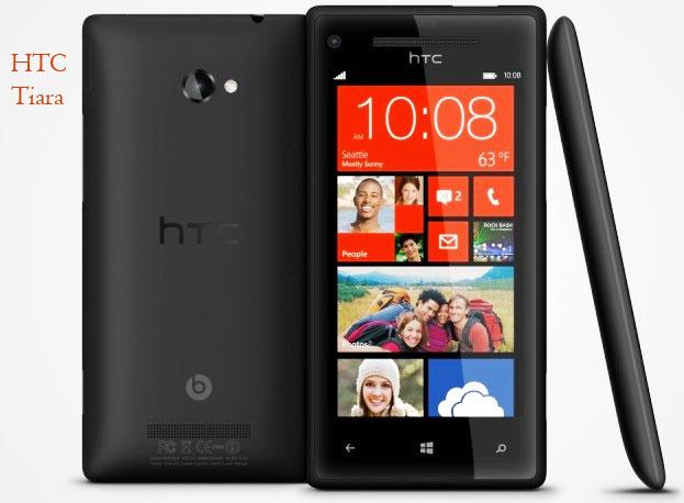 HTC Tiara Smartphone
