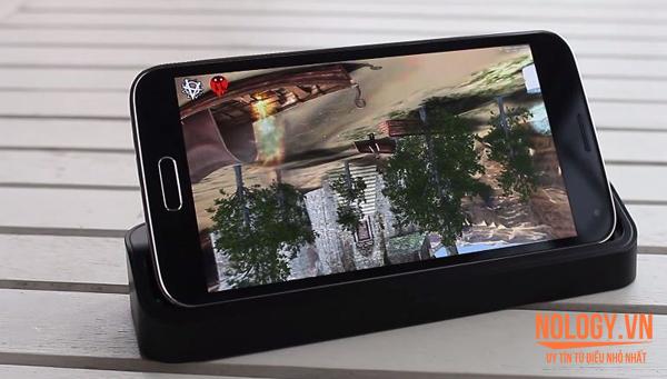 Điện thoại Samsung Galaxy S5 Nhật Bản.