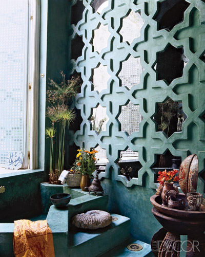ELLE Decor Moroccan