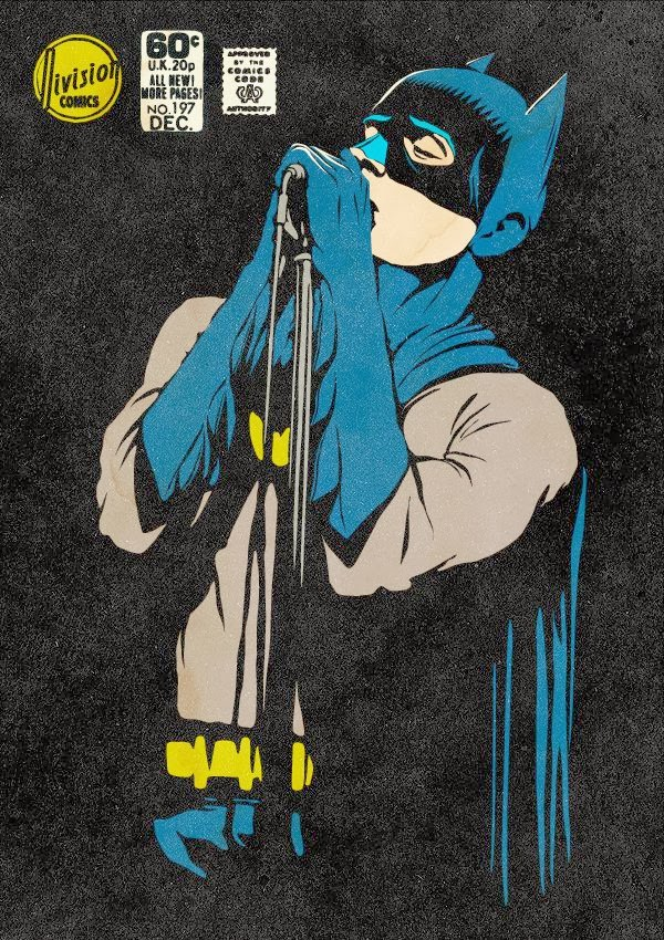 Batman Sings The Blues