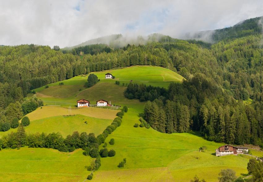 Ahrntal, Südtirol, Italien
