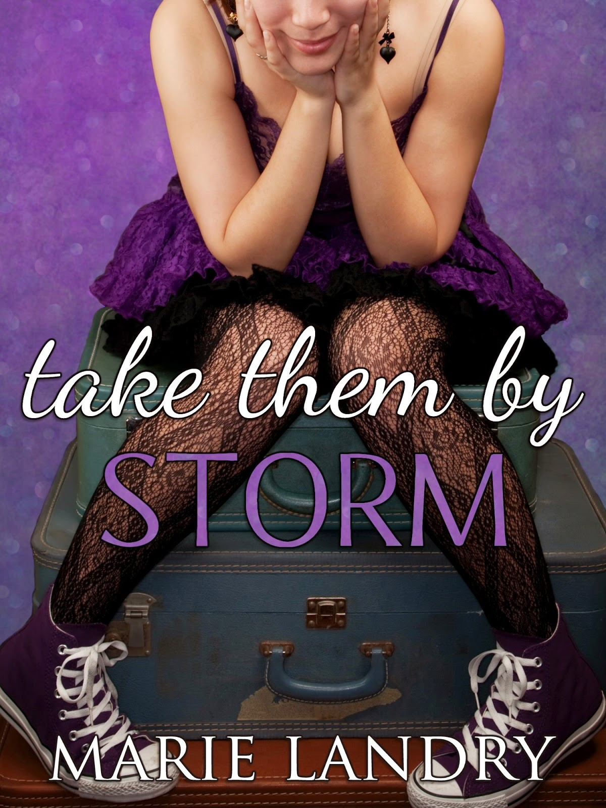 Cover Reveal – Take Them By Storm