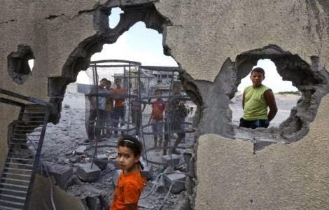 OHE: «άμεση και χωρίς όρους εκεχειρία» στη Λωρίδα της Γάζας