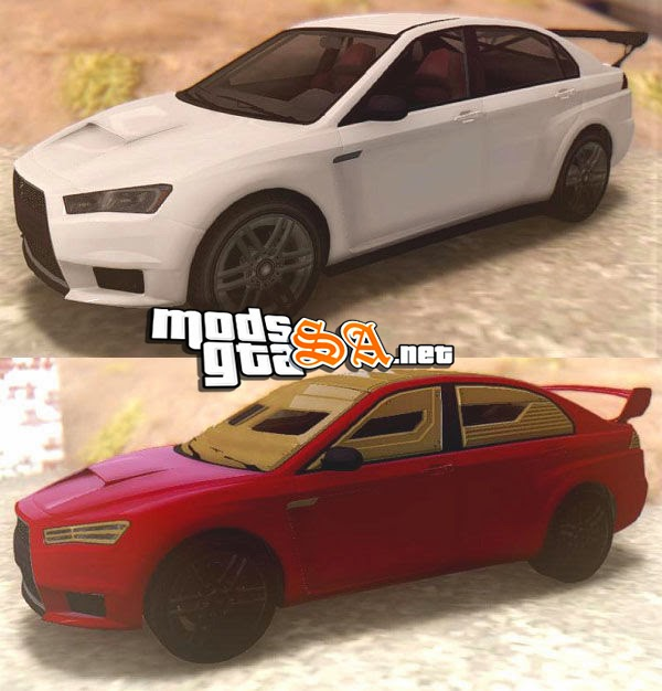 SA - Karin Kuruma & Armored do GTA V