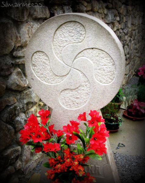 Cementerio de Sara Francia