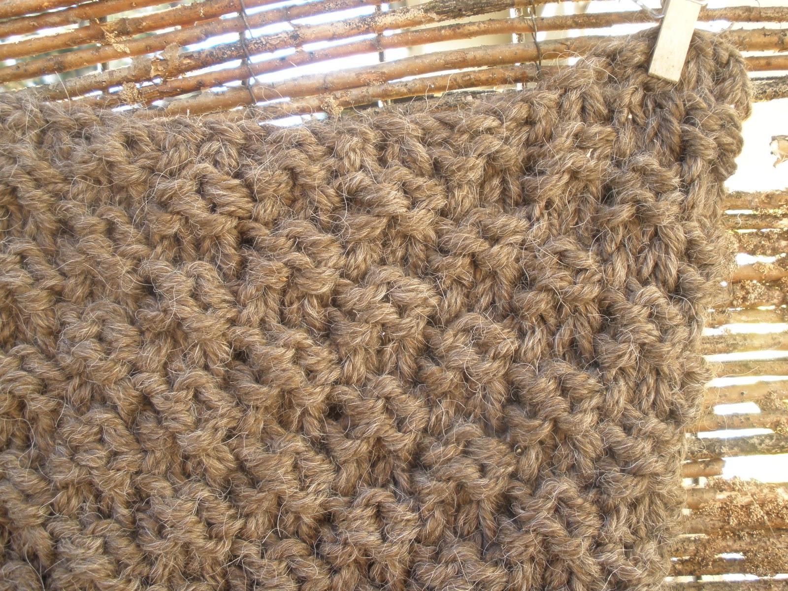 El bosque de lana nuevos cuellos esta vez en colores lisos Artesania gallega regalos