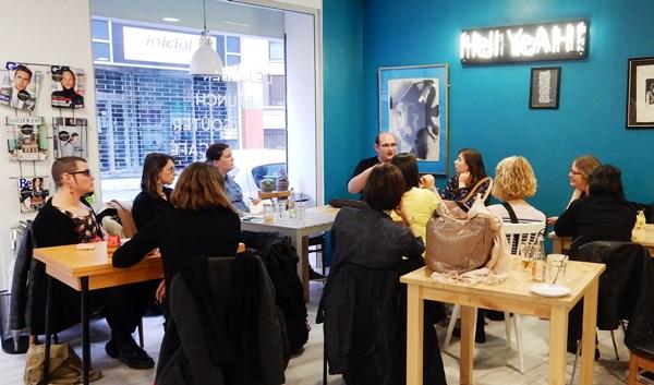 Événement Blog en Breizh à Rennes