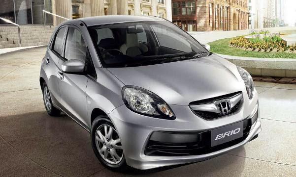 Spesifikasi Lengkap dan Harga Honda Brio Satya