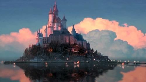 Rapunzel castle filmprincesses.blogspot.com