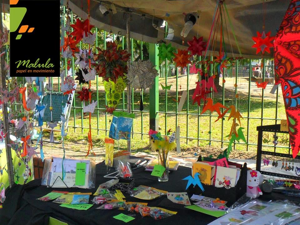 Feria Capital Federal Palermo Viejo Malula Papel En