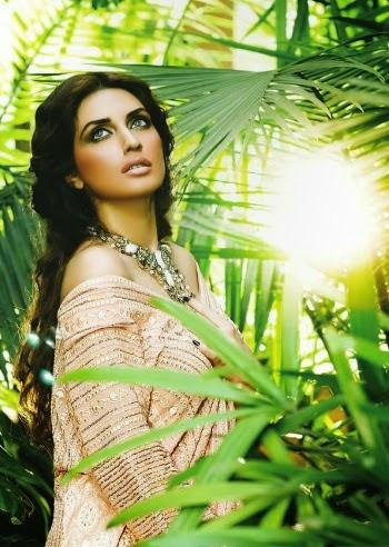 Faraz Manan Resort Summer Dresses 2014