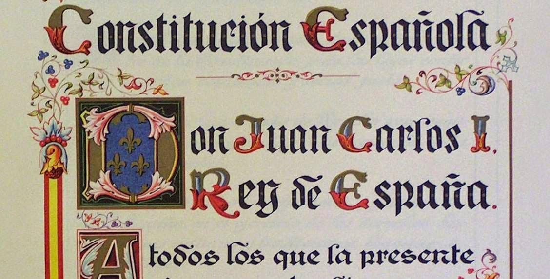 Constitucion de 1978 y Derecho mercantil